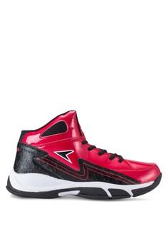 雙色籃球鞋