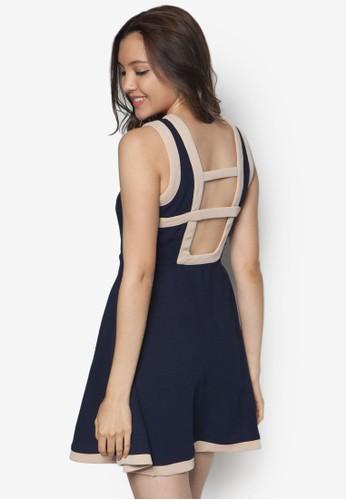 BW Bindezalora 折扣碼d Flare Dress, 服飾, 派對洋裝