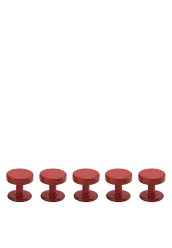 esprit童裝門市圓形鈕扣組合, 飾品配件, 首飾