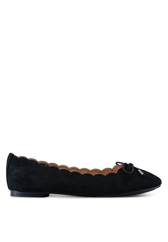 037a52bd1f41a Buy Nose Round Toe Ballerinas Flats Online on ZALORA Singapore