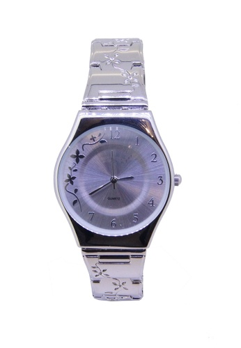 Sk Time Watch Shop silver Japan Design Plating Lady Fashion Bracelet Crystals Watches SK518AC45NUCPH_1