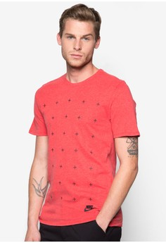 AS Matte Silicon Futura Men's T-Shirt