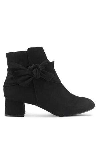 Dorothy Perkins black Black 'Alba' Ankle Boots BDD6ASH06978E8GS_1