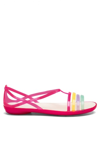 Twenty Eight Shoes Jelly Strappy Rain and Beach Sandals VR1808 BB5B3SH238EC2AGS_1