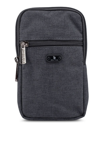 Swiss Polo grey Casual Pouch D16F7AC6649DD5GS_1