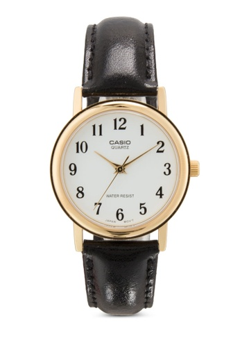 Casio black Casio General Men's Watches Strap Fashion MTP-1095Q-7B CA843AC34MIFMY_1