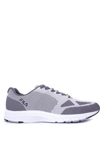 Fila grey F Assurance Running Shoes 25617SH171DE6EGS_1