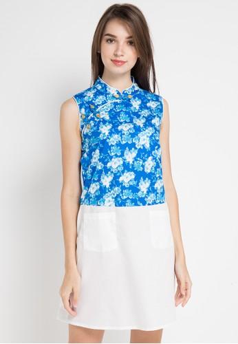 Chanira white Kelly Dress 00850AA4E253B7GS_1