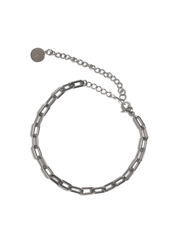Gung Jewellery silver Abel Silver Chain Bracelet 5C0EAACA8801EEGS_1
