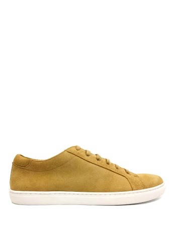 Kenneth Cole New York yellow KAM Mens - Fashion Sneaker. 81014SH7CCD3EEGS_1