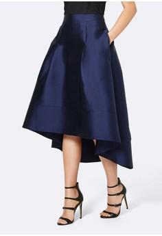 Heidi High-Low Co-ord Skirt