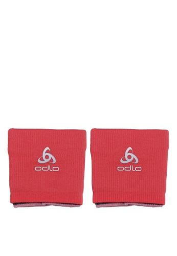 Odlo pink Ceramicool Wristband 2 Pack 59B0DACEEBE17CGS_1