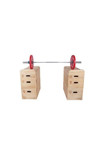 LIVE UP AND LIVE PRO. Wooden Jerk Block Set F3E7CSE6D50317GS_1