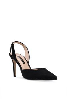 de26e551503c1 10% OFF Dorothy Perkins Black Destiny Court Heels RM 179.00 NOW RM 160.90  Sizes 3 4 5 6 7