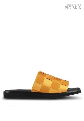 E8 by Miista yellow Essie Sandals E8283SH0STI2MY_1