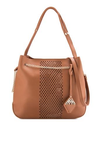 Sunnydaysweety brown 2018 New Brown Shoulder Bag A10116BW 84BF4AC5FBB250GS_1