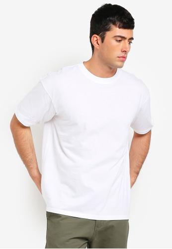 e1dad915a1cf9 River Island white Oversized T-Shirt B3872AA0696281GS 1
