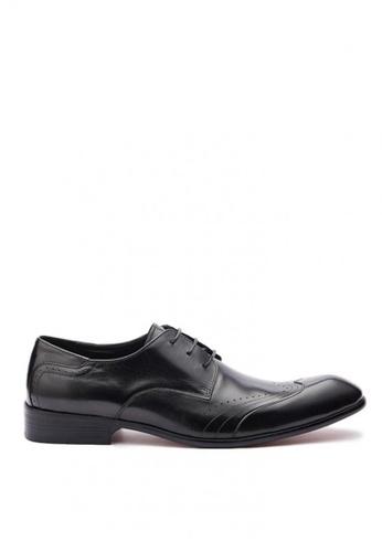 Kings Collection black Weston Formal Shoes A7120SH4FB375DGS_1