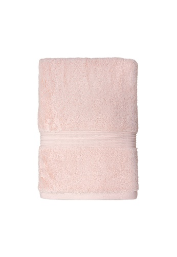 Charles Millen SET OF 2 Charles Millen Suite Cecile Bath Towel 100% PIMA Cotton Bath Towel 70 x 130cm 562g. B24B9HL459F5A4GS_1
