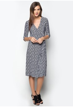 Jenaiah Wrap Dress