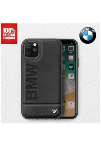 "BMW black BMW - Imprint Signature Back Case iPhone 11 Pro Max 6.5"" Black 1BB8FES1FFAC84GS_1"
