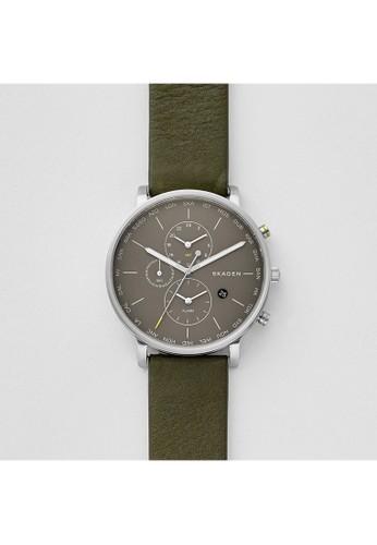 Skagen HAGEN男錶 SKW6298, 錶類, esprit china紳士錶