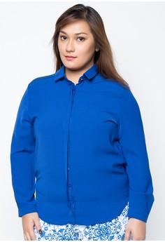 Plus Size Lilo Long Sleeve Shirt
