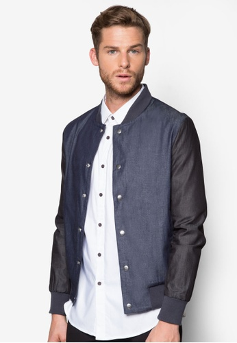 Buy ZALORA Baseball Jacket | ZALORA Singapore