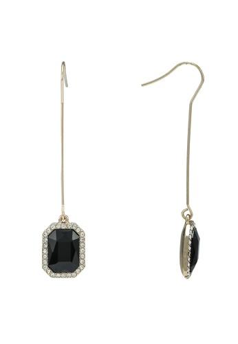 Forever New gold Georgina Long Drop Earrings 2CFA8AC9A61770GS_1
