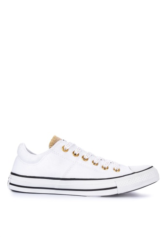 d4906aee5396ba Converse white Chuck Taylor All Stars Madison Starry Night Metallic Sneakers  EFB38SHB522477GS 1