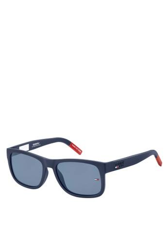 Tommy Jeans blue 0001/S Sunglasses 7E7A9GLF404E04GS_1