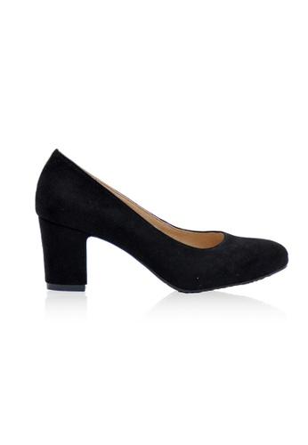 Kiss & Tell black Laila Heels in Black A77CASHF8A7840GS_1