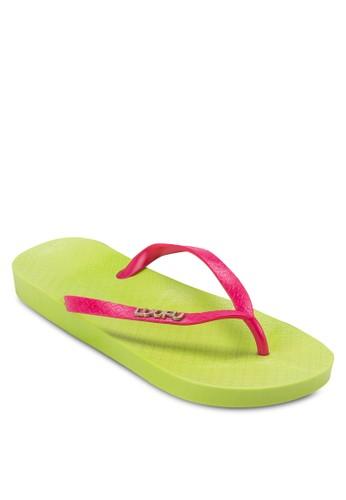 基本款夾腳拖,zalora 折扣碼 女鞋, 拖鞋
