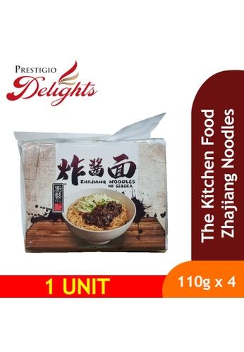 Prestigio Delights black The Kitchen Food Zhajiang Noodles 440g 2B266ES7BC1D22GS_1