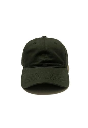 Kings Collection green Green Baseball Cap (KCHT2033) 17A81AC09989CAGS_1