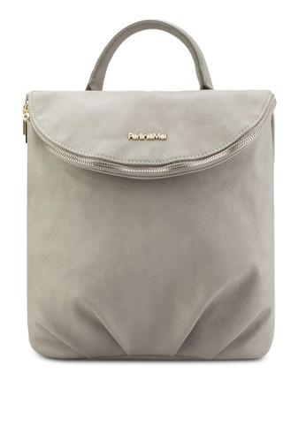 拉鍊反折後背包、 包、 後背包Perllini&Mel拉鍊反折後背包最新折價