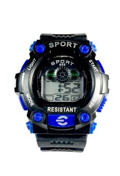 Sports Digital Wrist Watch