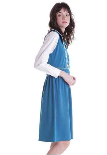 JOYFULIE green Kathy Dress Tosca 4E4CDAA30FC5B8GS_1