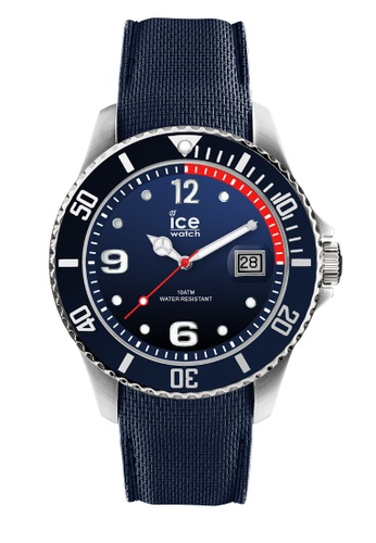 Ice-Watch blue ICE steel - Marine - Large - 3H 2EE38ACC2A38DAGS_1