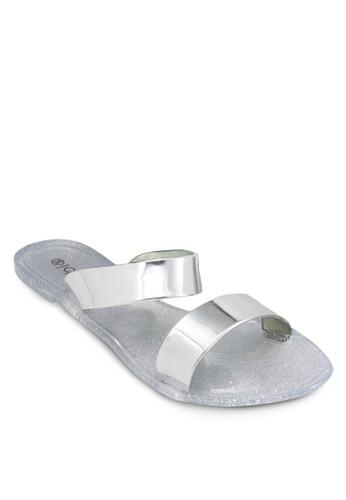 Ally 果凍涼鞋, 女鞋zalora 台灣, 鞋