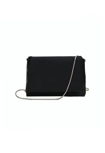 Lara black Women's Sling Bag 6A384ACAAEDB2AGS_1