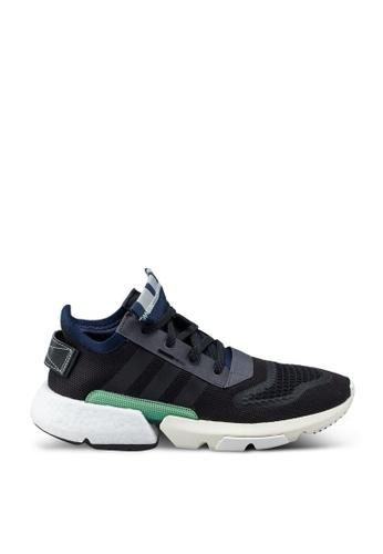 ADIDAS black pod-s3.1 shoes 27FFFSH7339994GS_1