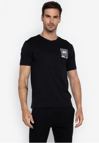 Nike black As M Nsw Tee Cltr Af1 1 Gx B2852AA3B005B5GS_1