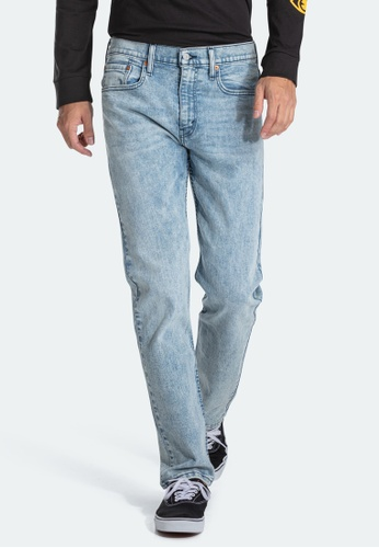 Levi's blue Levi's 502 Taper Fit Jeans 29507-0551 5CB70AA0D55E9CGS_1