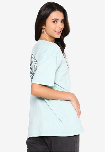 Cotton On blue The Original Graphic Tee E6B26AA5F0A96BGS_1