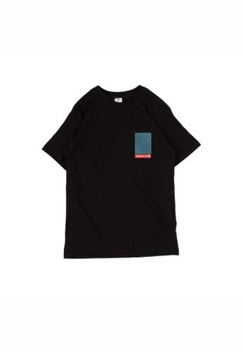 UNKL347 black Unkl347 Bc Follow Black Beach Club T-shirt 87F55AA71C3C02GS_1