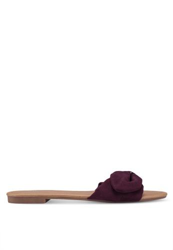 Rubi 黑色 Everyday Bow Slides 8B909SH0EB5199GS_1