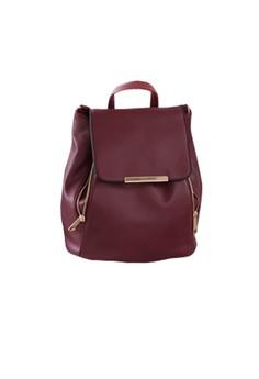 Double Zip Up 2-Way Bag