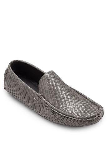France Coesprit門市llection 編織方頭樂福鞋, 鞋, 懶人鞋