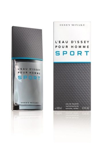 Issey Miyake L'Eau d'Issey Pour Homme Sport Eau de Toilette Spray 100ml IS403BE0GUG8SG_1